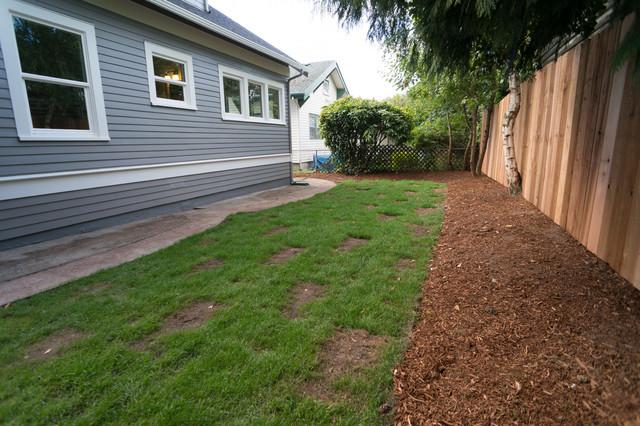Remodeled Laurelhurst Home - NE Portland traditional-exterior