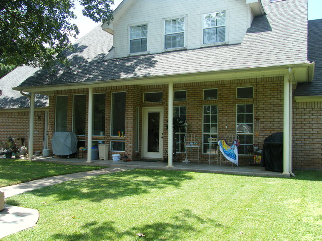 Remodels/Additions traditional-exterior