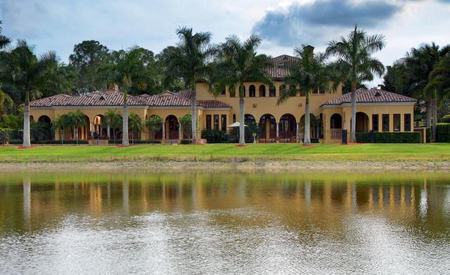 Renaissance homes spec house mediterranean exterior for Renaissance home builders