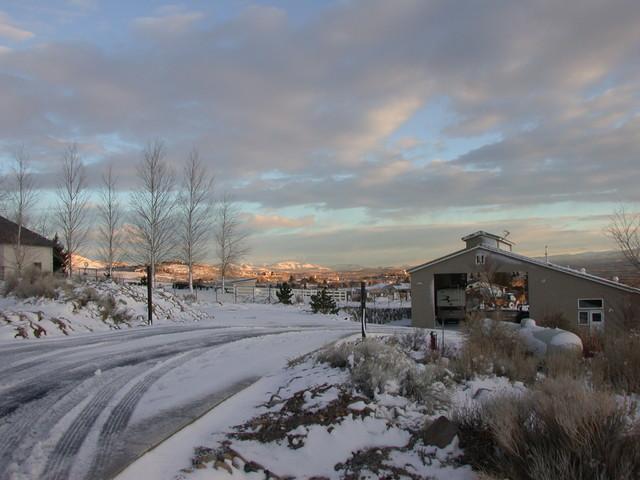 Reno Car Barn & Bunkhouse modern-exterior
