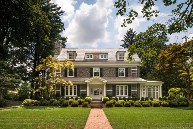 Renovation | Chestnut Hill, PA traditional-exterior