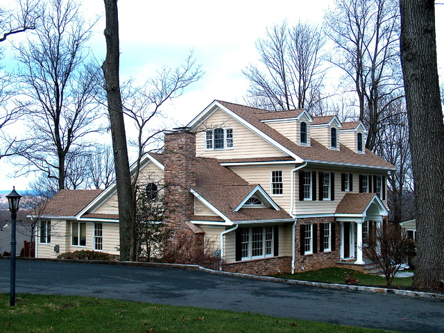 Renovation in Chatham Area traditional-exterior