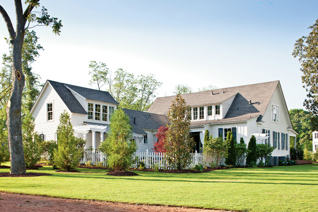 renovation senoia farmhouse farmhouse exterior atlanta by