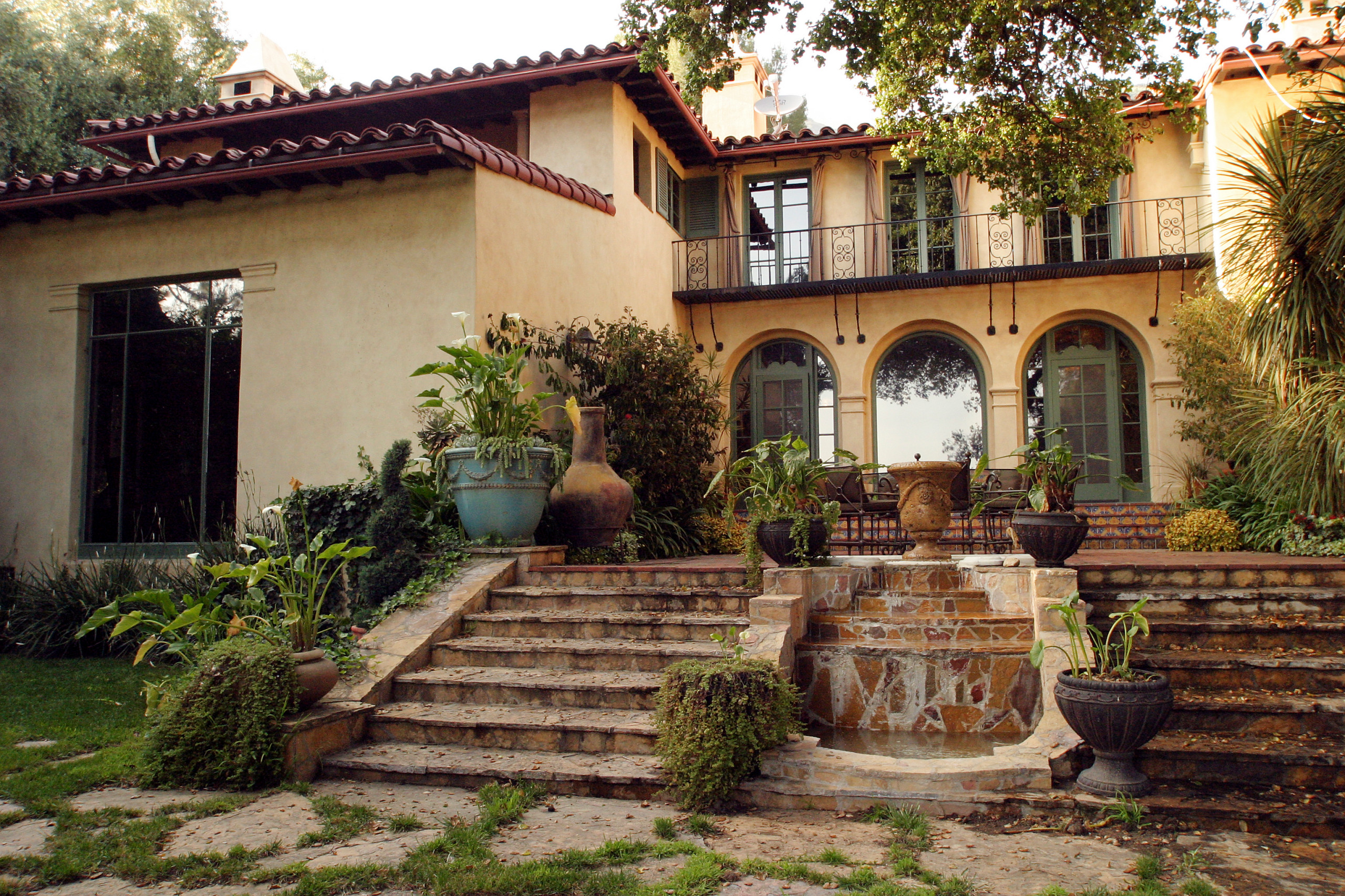 Renovations and Additions to a Historic Paul Williams Estate of 1928