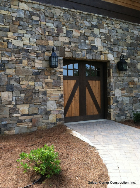 Reserve at Lake Keowee traditional-exterior