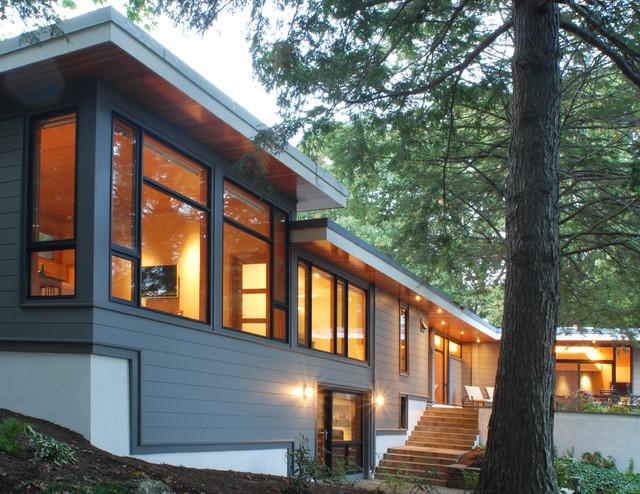 Reservoir Exterior modern-exterior