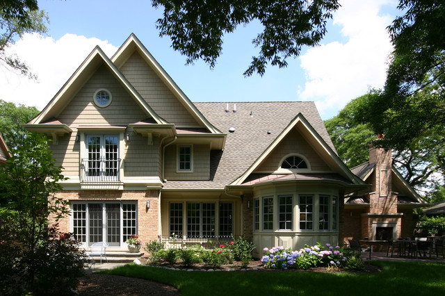Residence Addition traditional-exterior