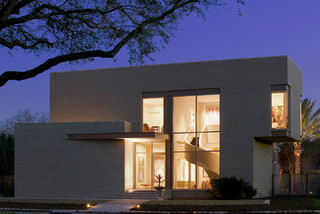 Residence For An Art Collector Modern Exterior New