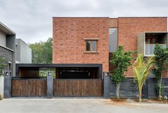 25 Strong Boundary Wall & Side Gate Designs