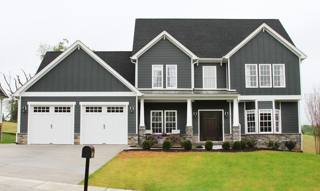 Residential 3 - Traditional - Exterior - richmond - by Rempfer ...
