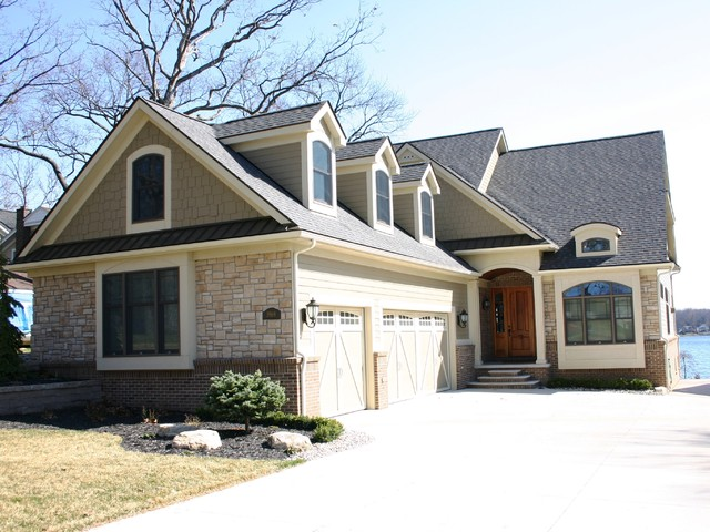 Residential Architecture traditional-exterior