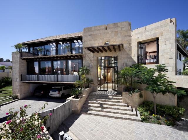 Residential contemporary exterior mexico city by artigas