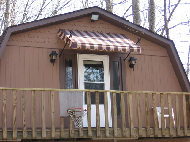 Residential Awnings Canvas
