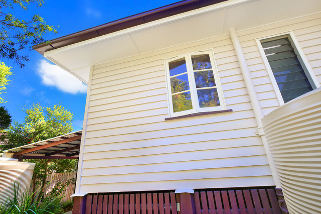 Residential exterior painting brisbane - Exterior painting process decoration ...