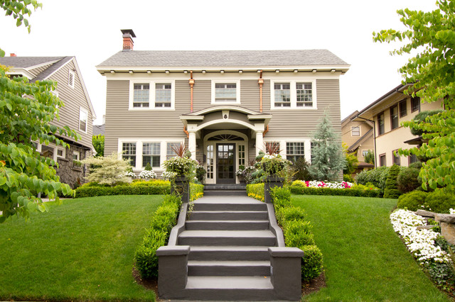 Residential Exteriors traditional-exterior