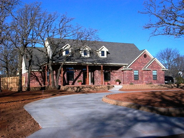 Residential Homes traditional-exterior