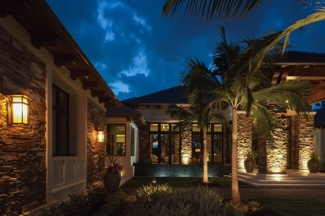 Residential Landscape Architecture contemporary-exterior