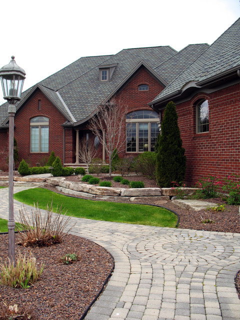 Residential Retreat traditional-exterior