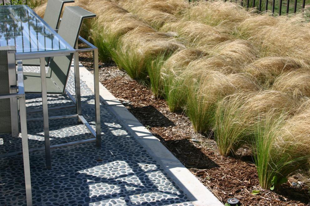 Example of a minimalist exterior home design in San Luis Obispo
