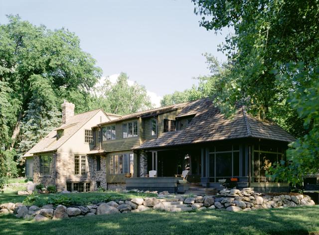 Retreat Near The City - Exterior traditional-exterior