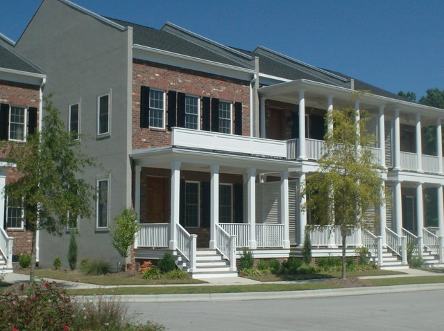 Reunion point lane townhomes new bern nc for Custom homes new bern nc