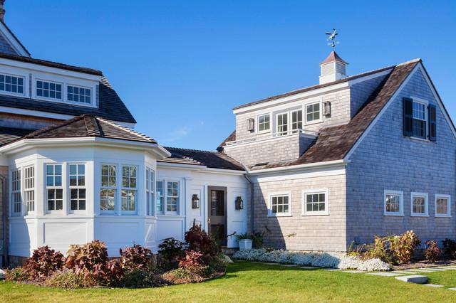 Rhode Island Beach House Beach Style Exterior