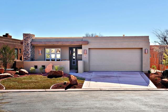 Richardson Brothers Paiute Springs contemporary-exterior