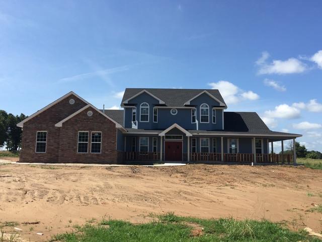 Richardson homes exterior for Richardson custom homes
