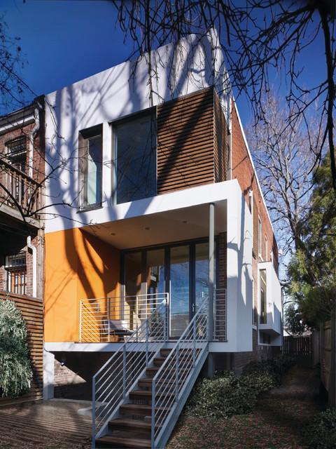 Ricon Bates modern-exterior