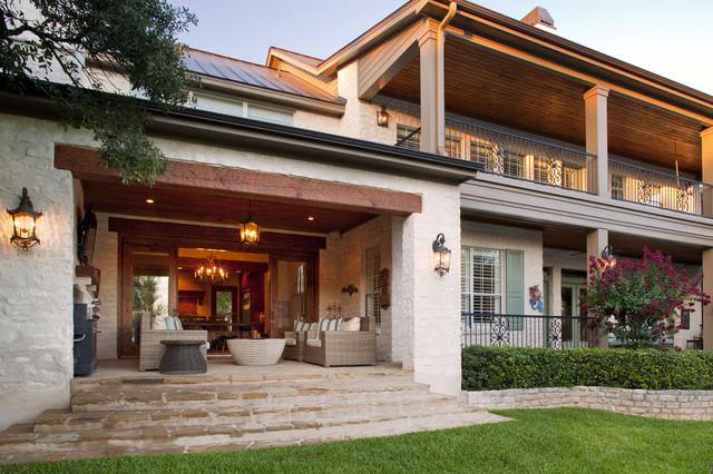 Ridgewood eclectic-exterior
