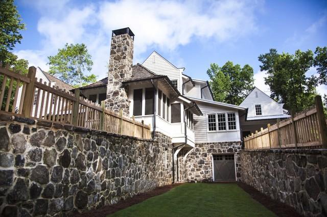 River House farmhouse-exterior