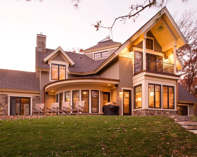 Большие дома фото