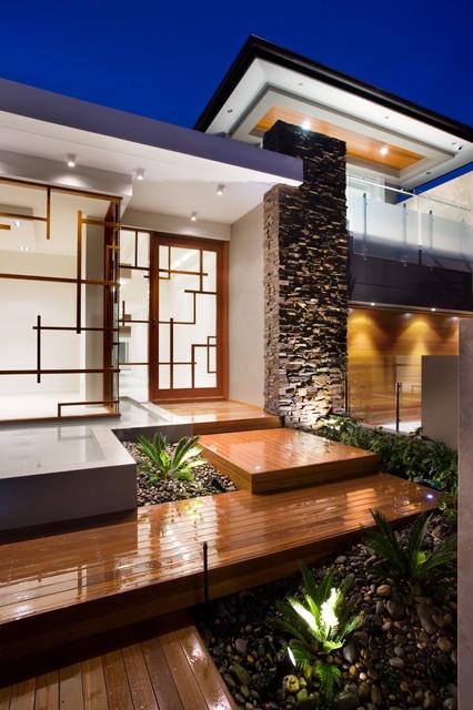 Riverfront house 4 brisbane for River front home designs