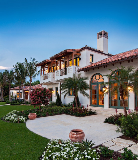 Mediterranean House Color Schemes Exterior submited images