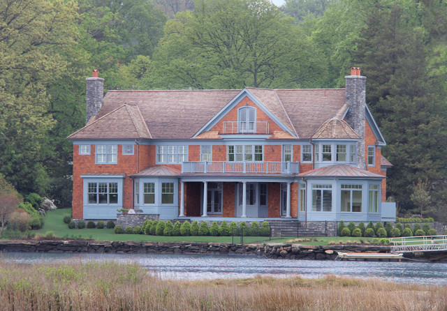 Riverside, CT traditional-exterior
