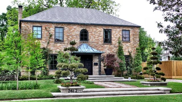 Riverside Terrace - Wichita traditional-exterior