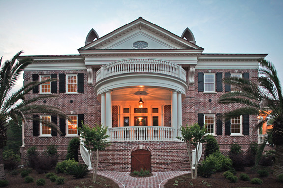 Riverview traditional-exterior