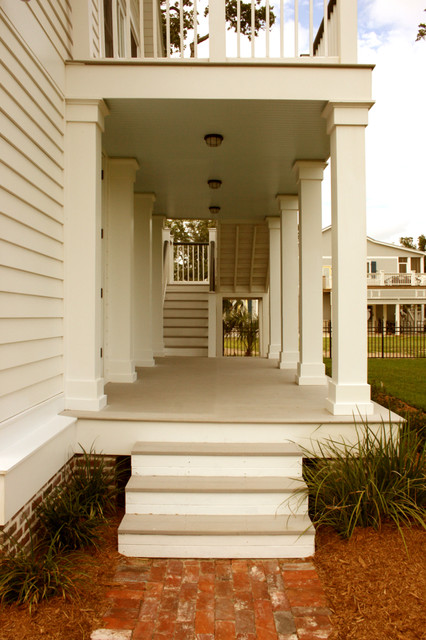 RJ Elder Design traditional-exterior