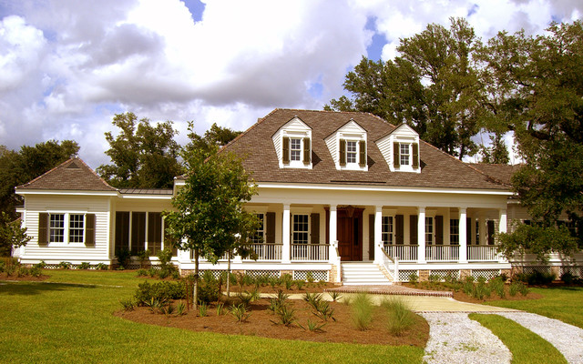 RJ Elder Design traditional exterior