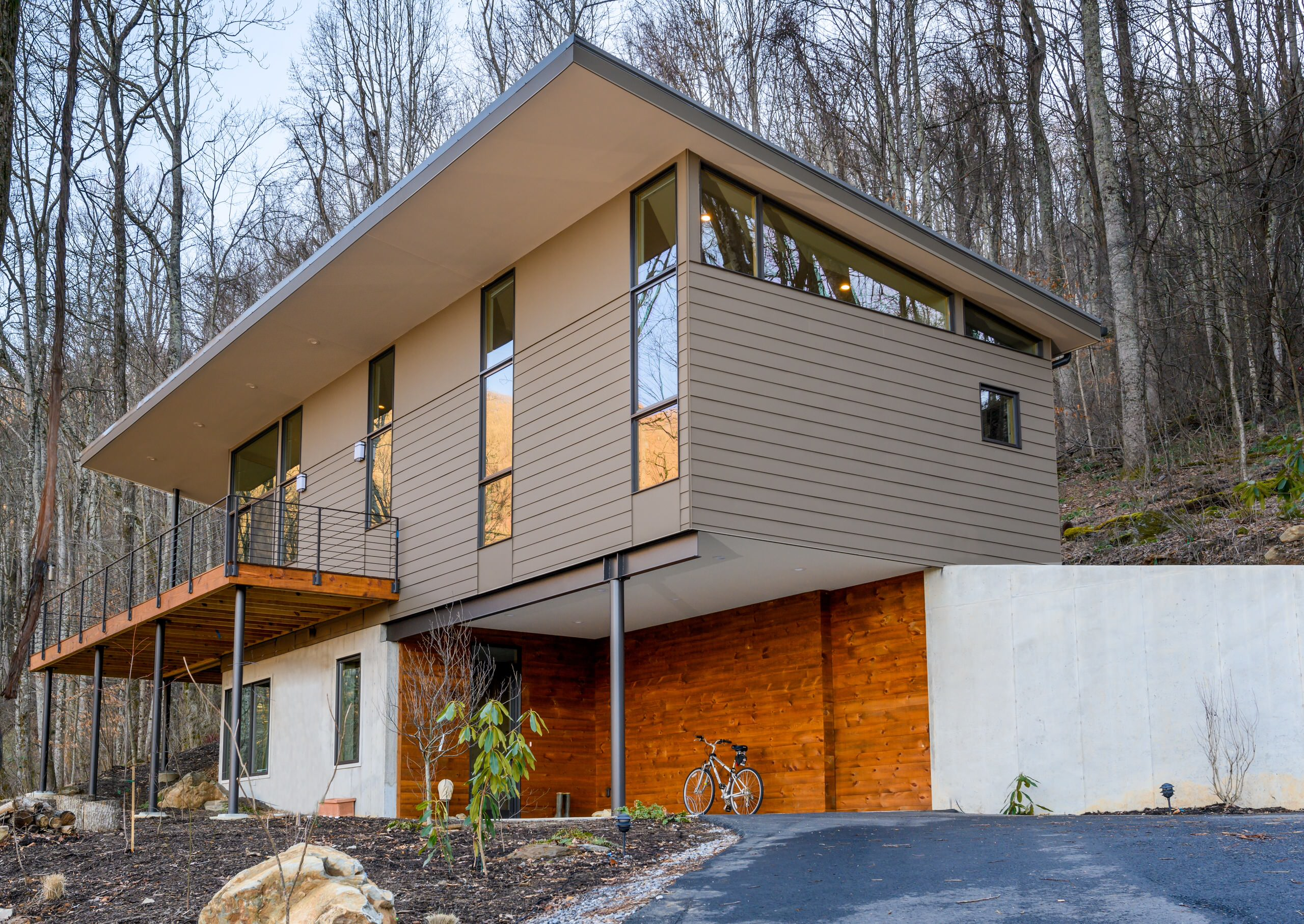 75 Beautiful Mixed Siding Exterior Home Pictures Ideas January 2021 Houzz