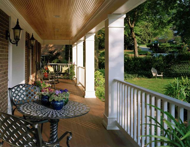 Robertson Lane Alexandria VA traditional-exterior