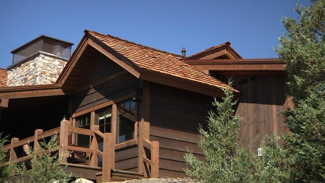 Rock Creek Cattle Company-Montana» traditional-exterior