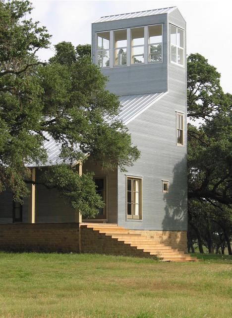Rocking F Ranch contemporary-exterior