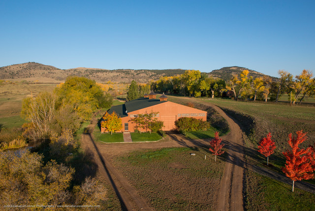Rocking R Ranch Estate & Equestrian Center traditional-exterior