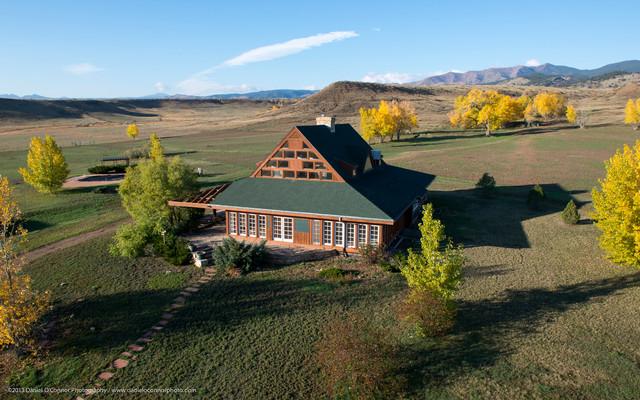 Rocking R Ranch Estate & Equestrian Center traditional-exterior