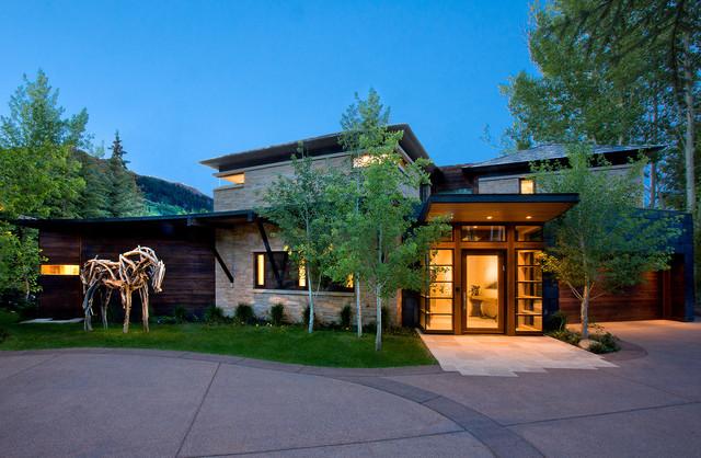 Rodan residence modern exterior