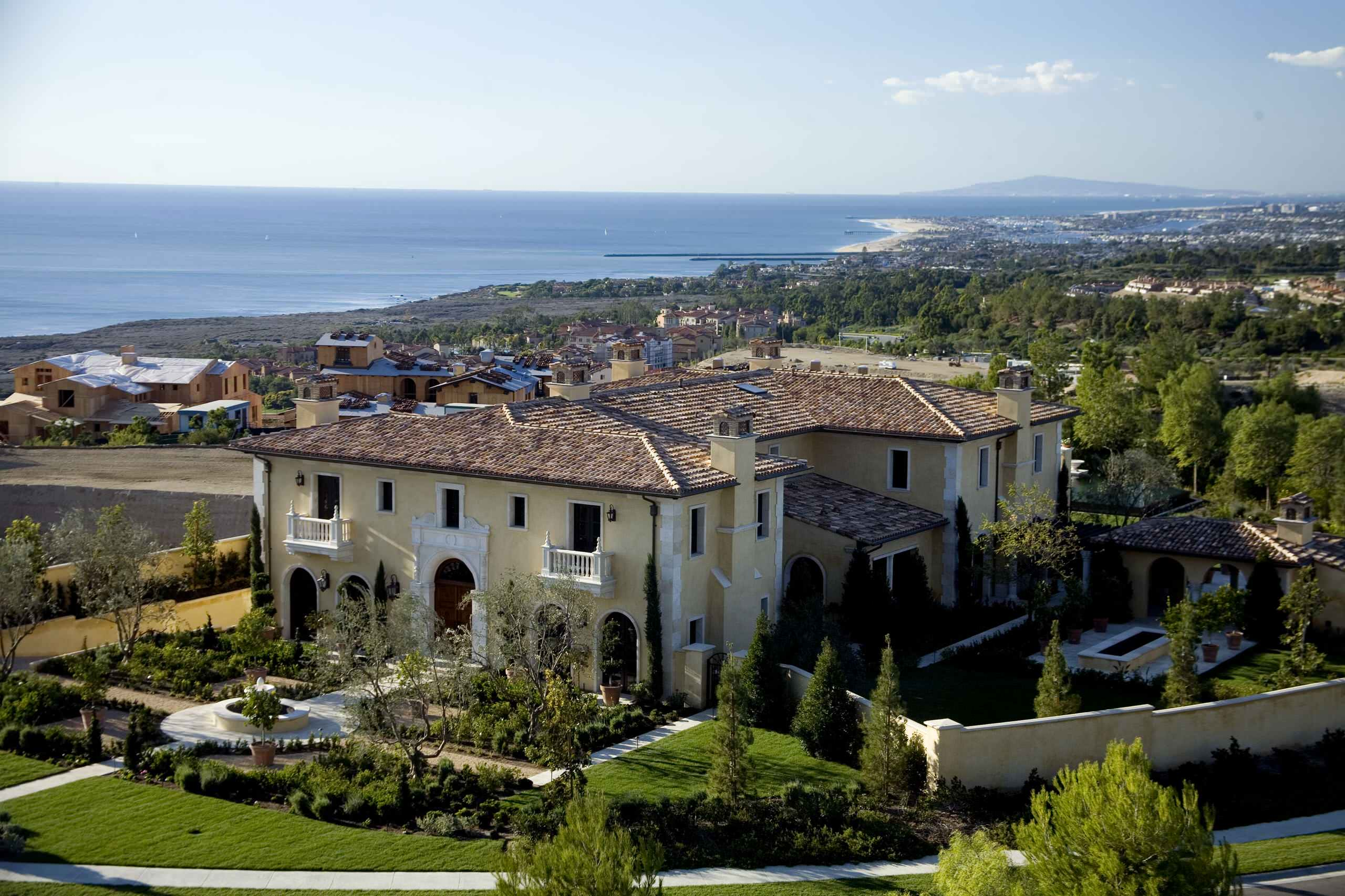 Tuscan Landscaping Houzz