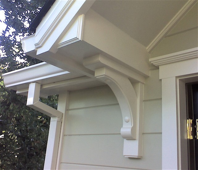Roof Brace Detail