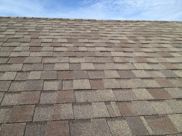 Roof shingle replacement for Modern roof shingles