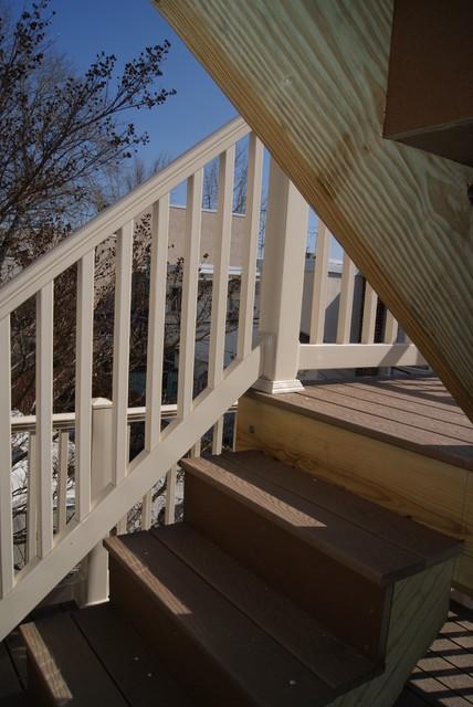 Roof Top Deck! exterior